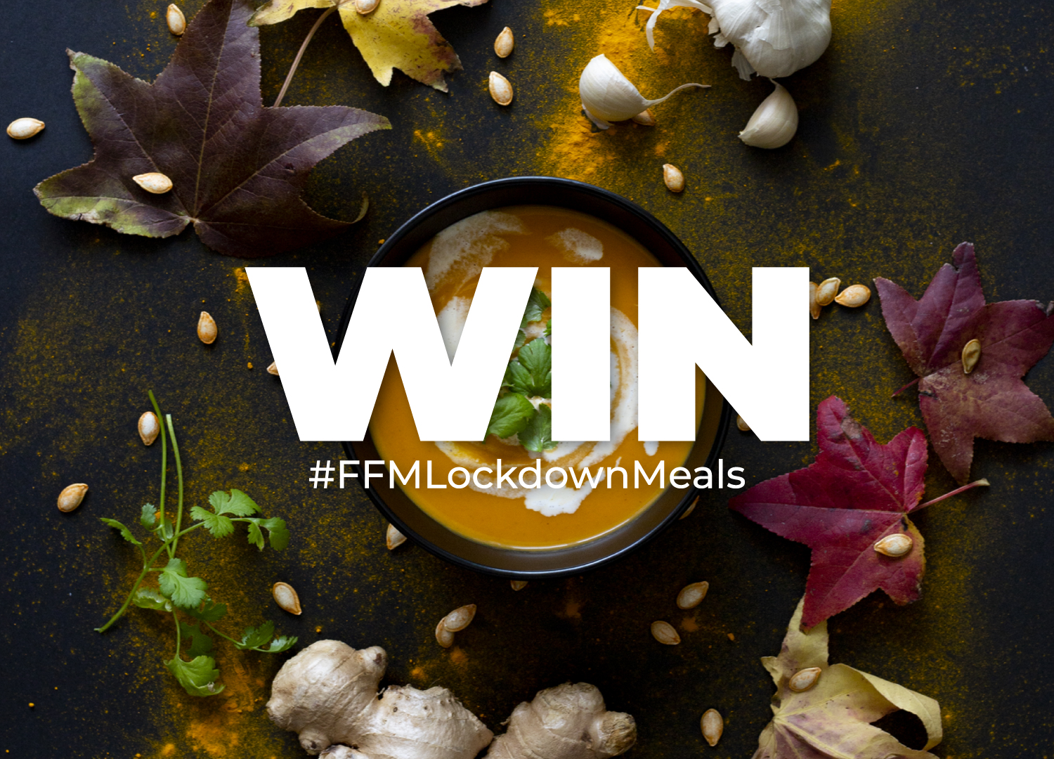 Stand a chance to win with Food For Mzansi by showing off your best lockdown cooking skills. Photo: Dane Vermeulen.