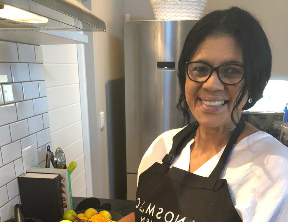 56-year-old Miranda Steduto was born with Anosmia or smell-blindness. This however does not stop the homecook from making magic in the kitchen.