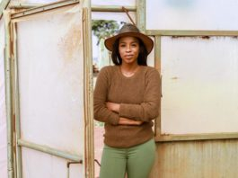 Mbali Nwoko, an award-winning farmer and podcaster, shares start-up tips for new farmers from her hard-won experience. Photo: Supplied/Food For Mzansi fresh produce markets
