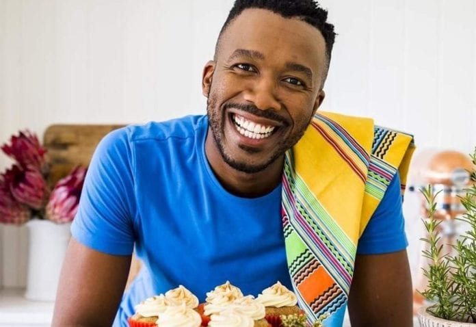 Lentswe Bhengu, like many chefs is feeling the pinch of the effects of the national lockdown.