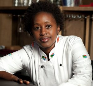 Indigenous foods should be celebrated in gourmet cooking believes Nompumelelo Mqwebu.