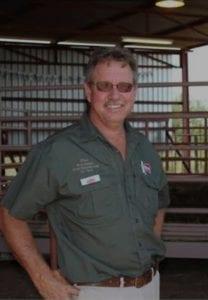 John Visser,an auctioneer and farmer fromMokopanein Limpopo.