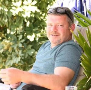 Hannes Van den Bergh.