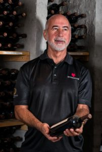 Beyers Truter,winemaker atBeyerskloofin Stellenbosch