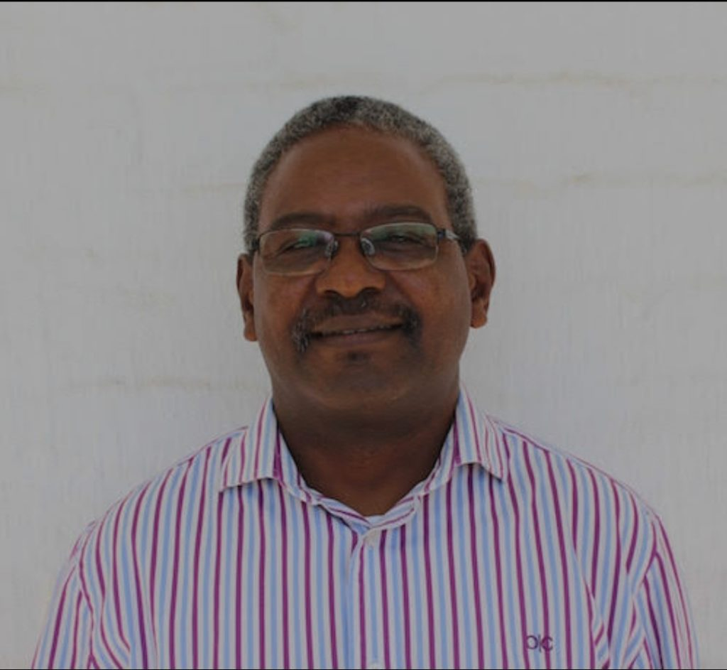 Mervyn Abrahams from Pietermaritzburg Economic Justice and Dignity. Photo: Supplied/Food For Mzansi