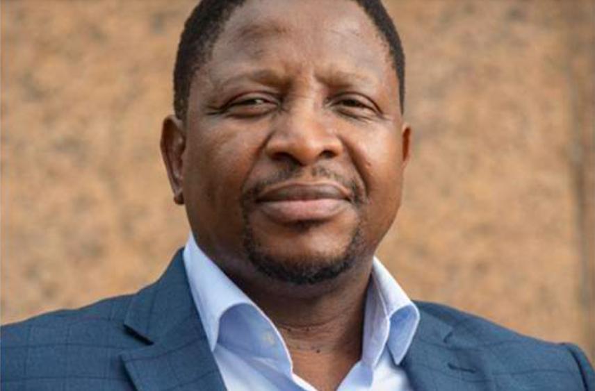 Zenzele Myeza, chief executive officer of AgriSETA.