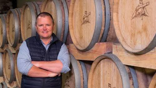 AbrieBeeslaar, head winemaker ofKanonkopWine Estates