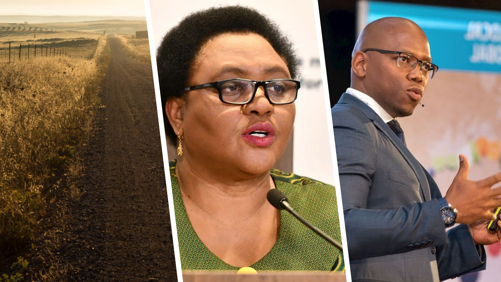 Disgruntled farmers wants the Land bank and the department of agriculture, land reform and rural development to be honest about the delay of the blended finance programme.