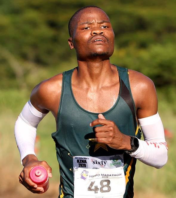 Lecturer at the Cedara College of Agriciculture in KZN is an avid runner and enjoys being outdoors. Photo: supplied.