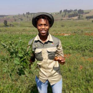 Lusanda Mkhwanazi. Picture: supplied.
