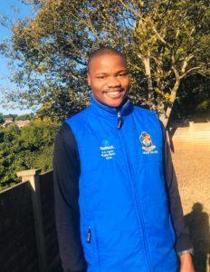 Siyabonga Ngcobo. Picture: supplied.
