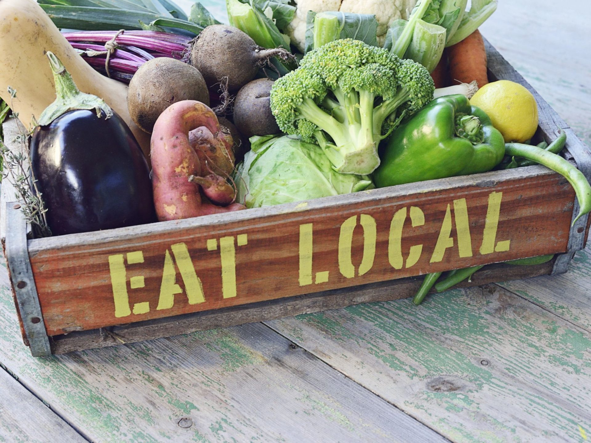 Eating local means more money stays within your community. Local produce is also fresher and tastes better because it is usually sold within 24 hours of being picked. Photo: Supplied