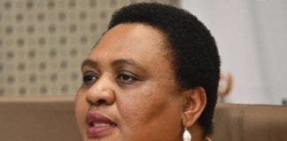 Thoko Didiza, the Minister of Agriculture, Land Reform and Rural Development. Picture: polity.org.za