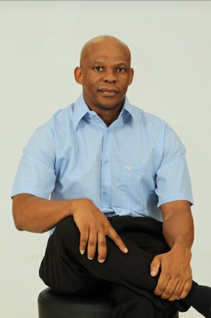 Zacharia Motsumi, chairperson of the South African Tobacco Transformation Alliance. Photo: Supplied/Food For Mzansi
