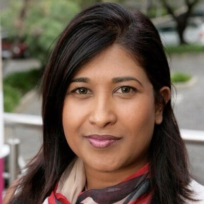 Responsible alcohol consumption: Chief executive of the Beer Association of South Africa, Patricia Pillay. Photo: Twitter
