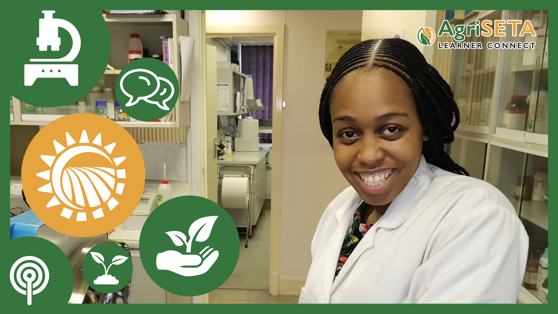 Meet a microbiologist and plant pathologist