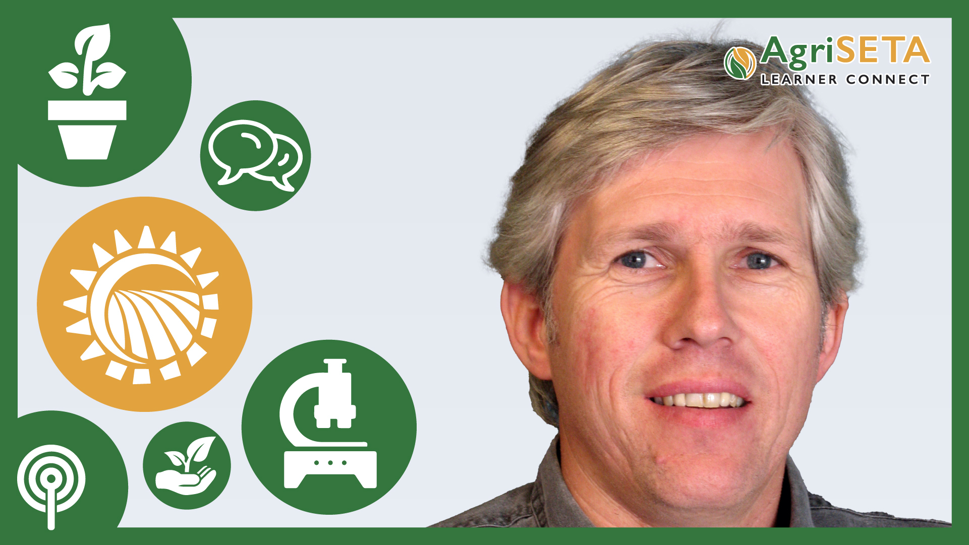 DrGarryPaterson is a soil scientist and researcher at the Agricultural Research Council.