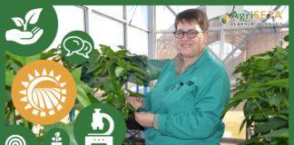 Wilmarié Kriel, senior plant pathologist at Starke Ayres seed company.