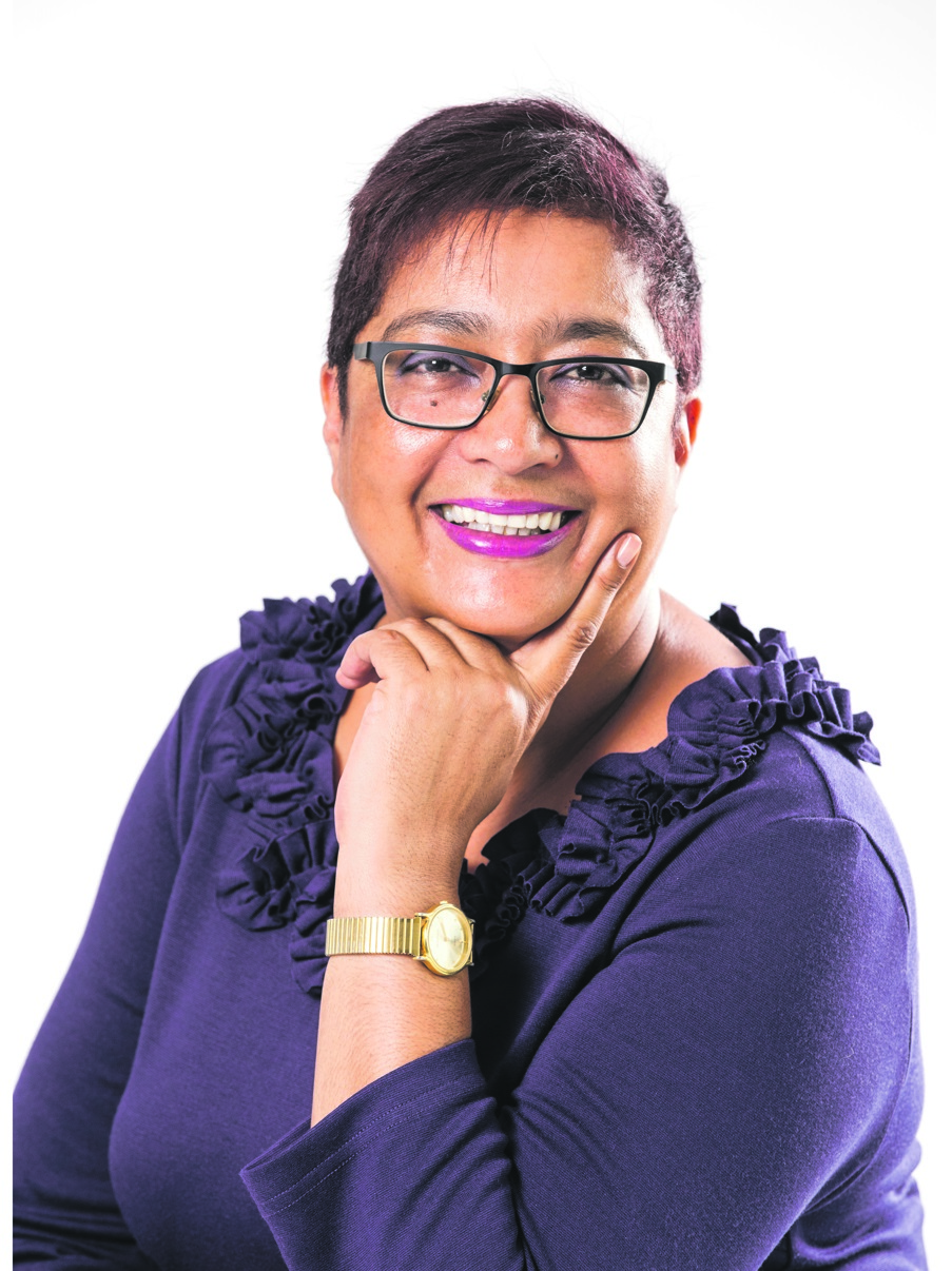 Joyene Isaacs, the chairperson of the Agricultural Research Council and former head of agriculture in the Western Cape. Photo: Supplied