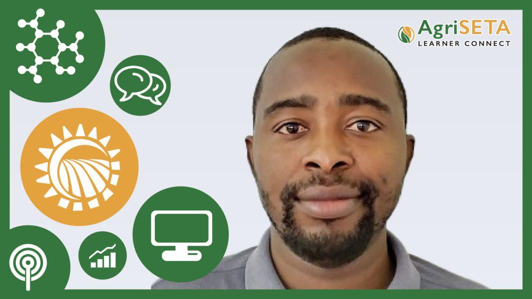 Godwin Mafireyi (34), bioinformatician at Starke Ayres.