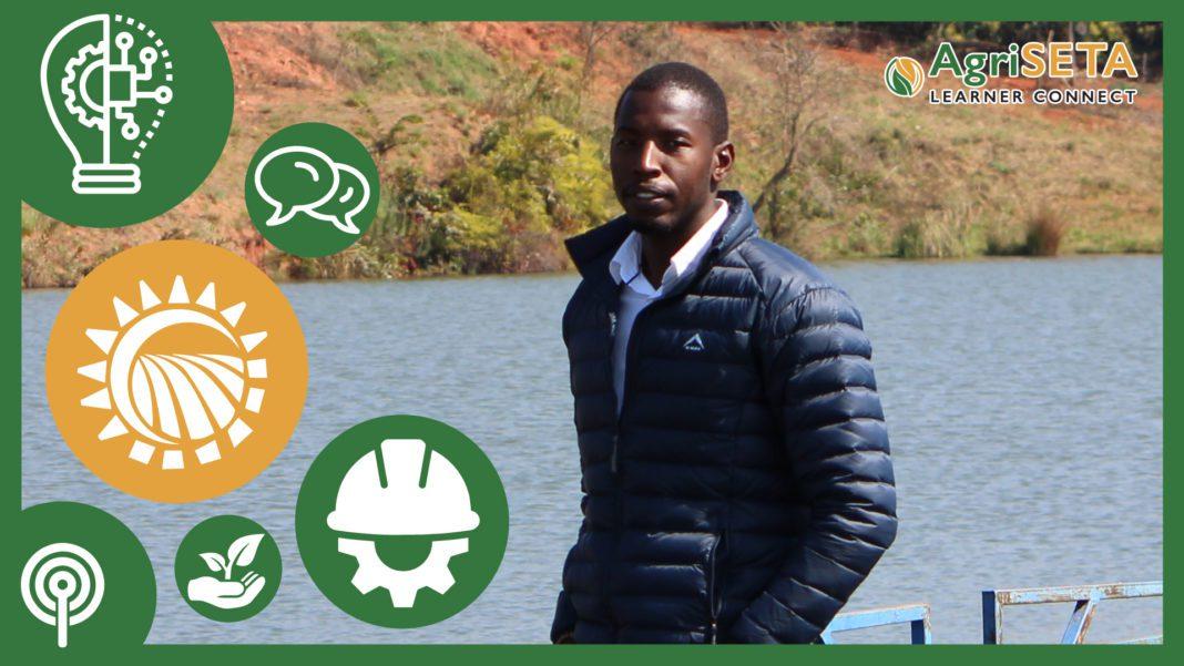 Engineering manager at Westfalia Fruit Thabo Mavundza.