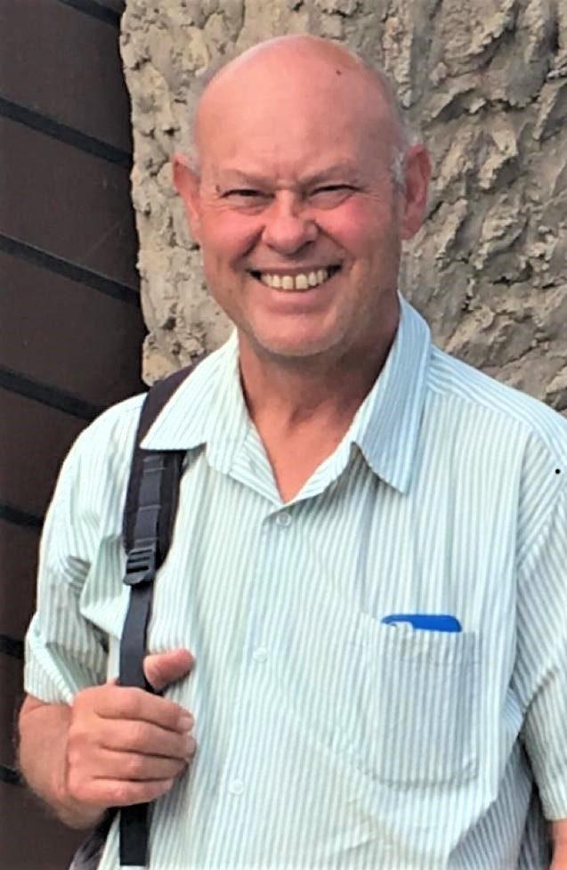 David Fincham, director of David Fincham Aquaculture