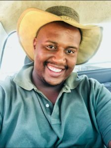 Soyama Mtongana believes that agriculture is the breeding ground for the world's next billionaires. Photo: Supplied.