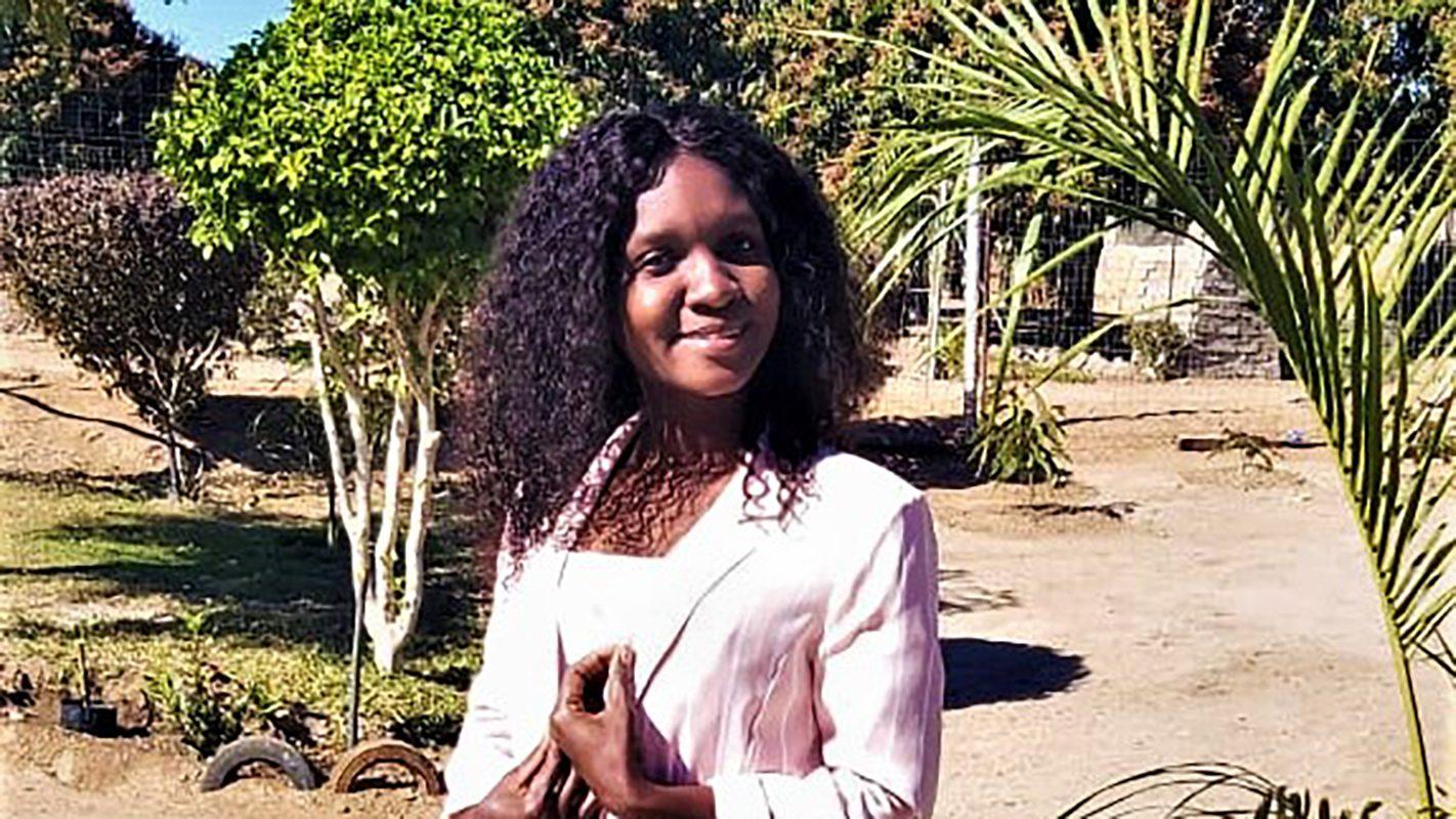 In a village outside Tzaneen in Limpopo, 25-year-old Shanen Rikhotso is is slowly changing the negative landscape of her community her nursery, Ntsakelo's Nursery. Photo: Supplied.