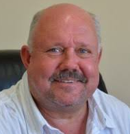 Wool industry: Leon de Beer, general manager of the National Wool Growers Association. Photo: Supplied/Food For Mzansi