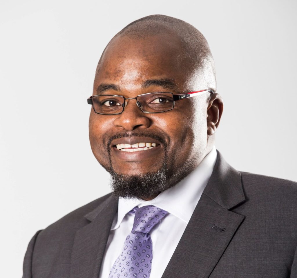 Dr Mogale Sebopetsa, the head of the Western Cape department of agriculture. Photo: Supplied/Food For Mzansi