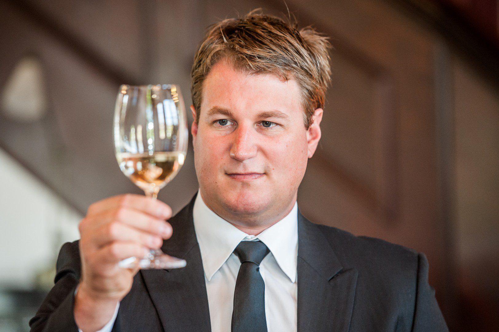 Johann de Wet, CEO of De Wetshof, an award-winning wine estate in the Robertson Wine Valley. Photo: Supplied