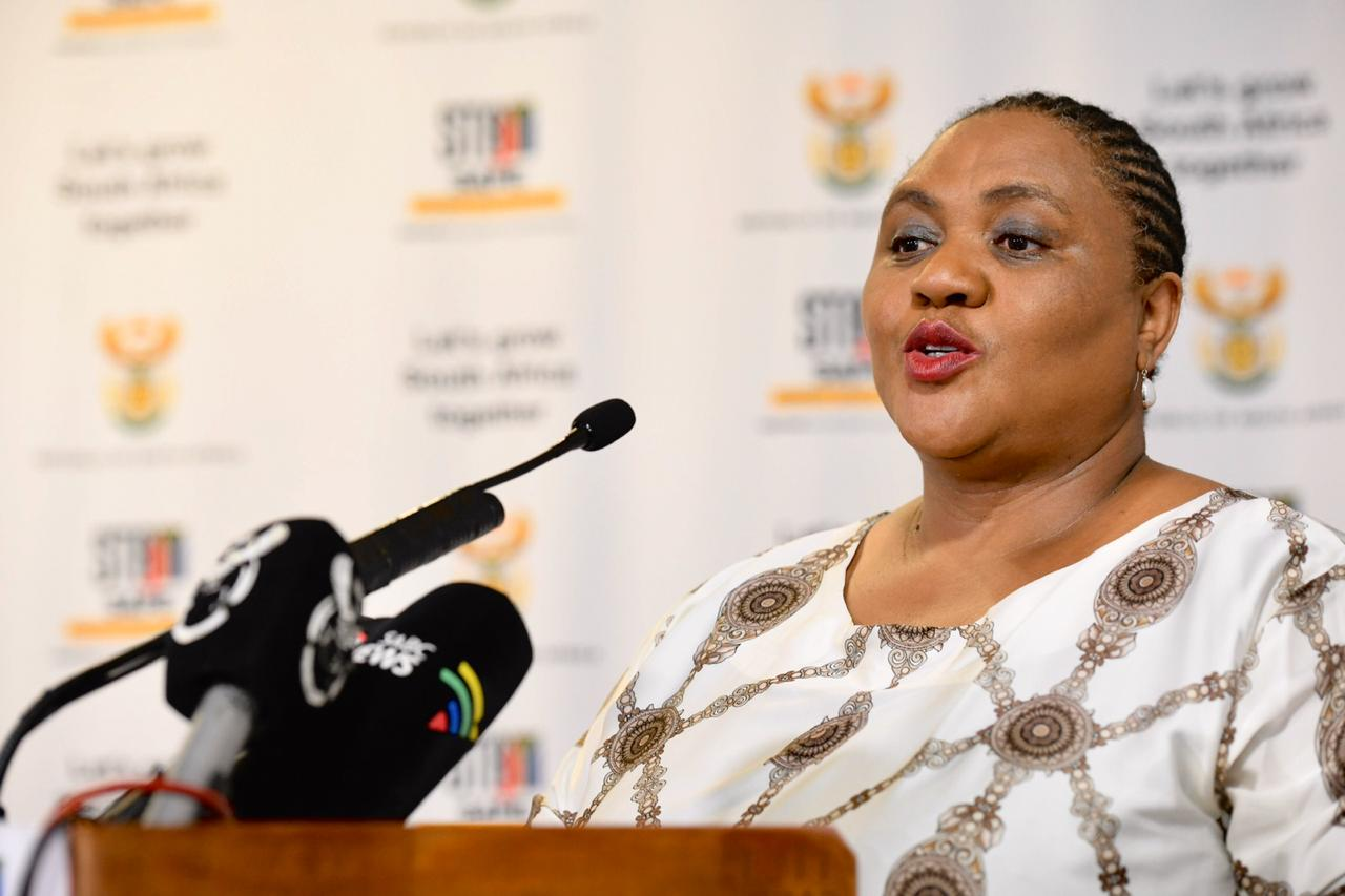 Thoko Didiza, the minister of agriculture, land reform and rural development. Photo: Supplied