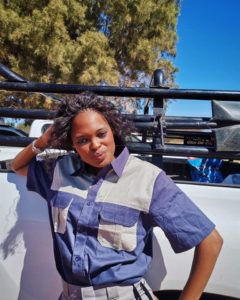 She was inspired by her female peers to pursure agriculture. Photo: Supplied.