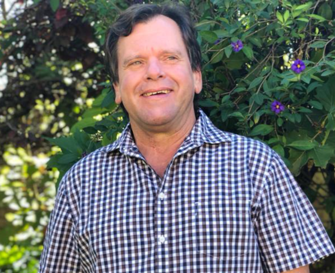 Kobus Hurter, CEO of AgricultSURE. Photo: Supplied