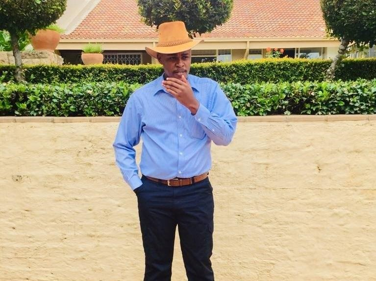 Sinelizwi Fakade says he was denied by banks for financing despite having assets. Photo: Supplied.