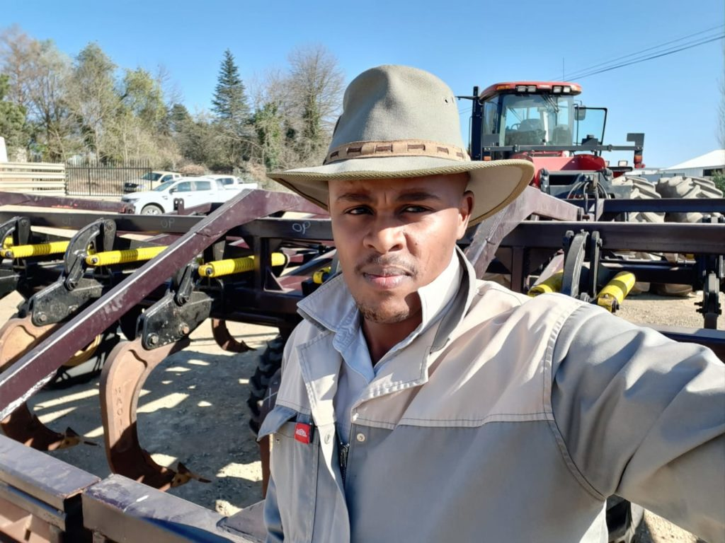Sinelizwi Fakade, an Eastern Cape farmer. Photo: Supplied