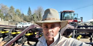 Sinelizwi Fakade, a rural Eastern Cape farmer. Photo: Supplied