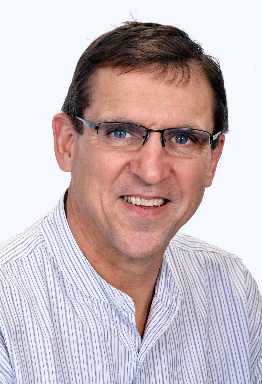 Prof. Danie Brink, dean of the Faculty of AgriSciences at Stellenbosch University. Photo: Supplied