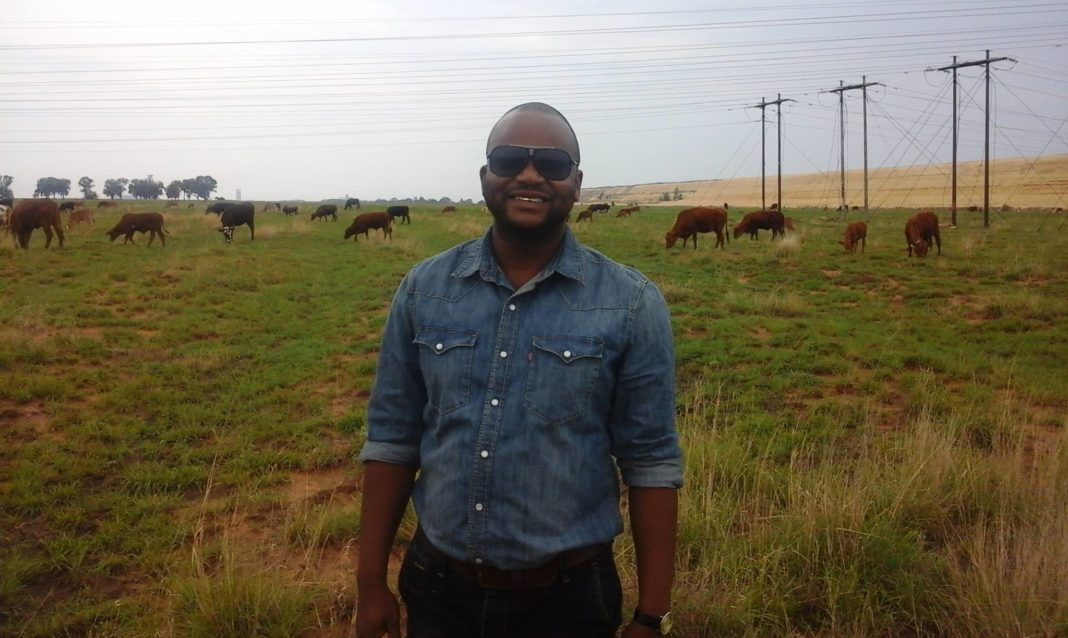 attacked on his Free State farm, cattle farmer Teboho Machakela has died. Photo: Supplied