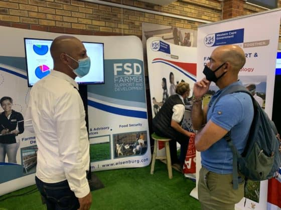 The agriculture sector needs innovative technologies to remain competitive and solve new problems that the sector faces, believes the Western Cape department of agriculture. Photo: Food For Mzansi