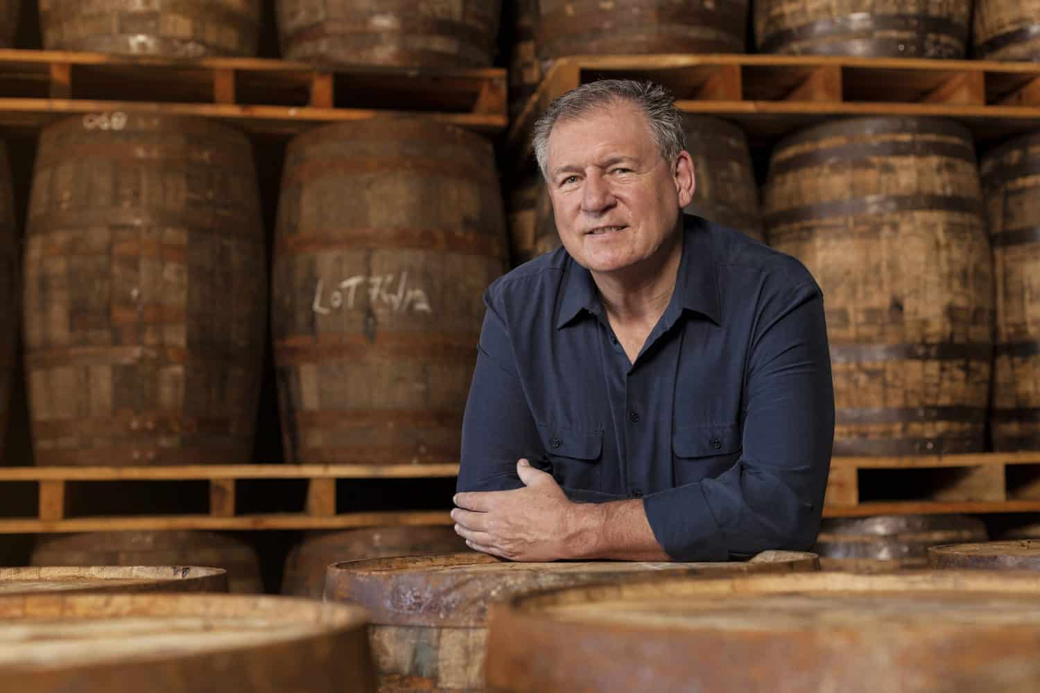 Andy Watts, founder distiller of Bain's Cape Mountain Whisky, says in a whisky-world of similar, he chose to reinterpret the mastery of whisky-making. Photo: Supplied / Food For Mzansi