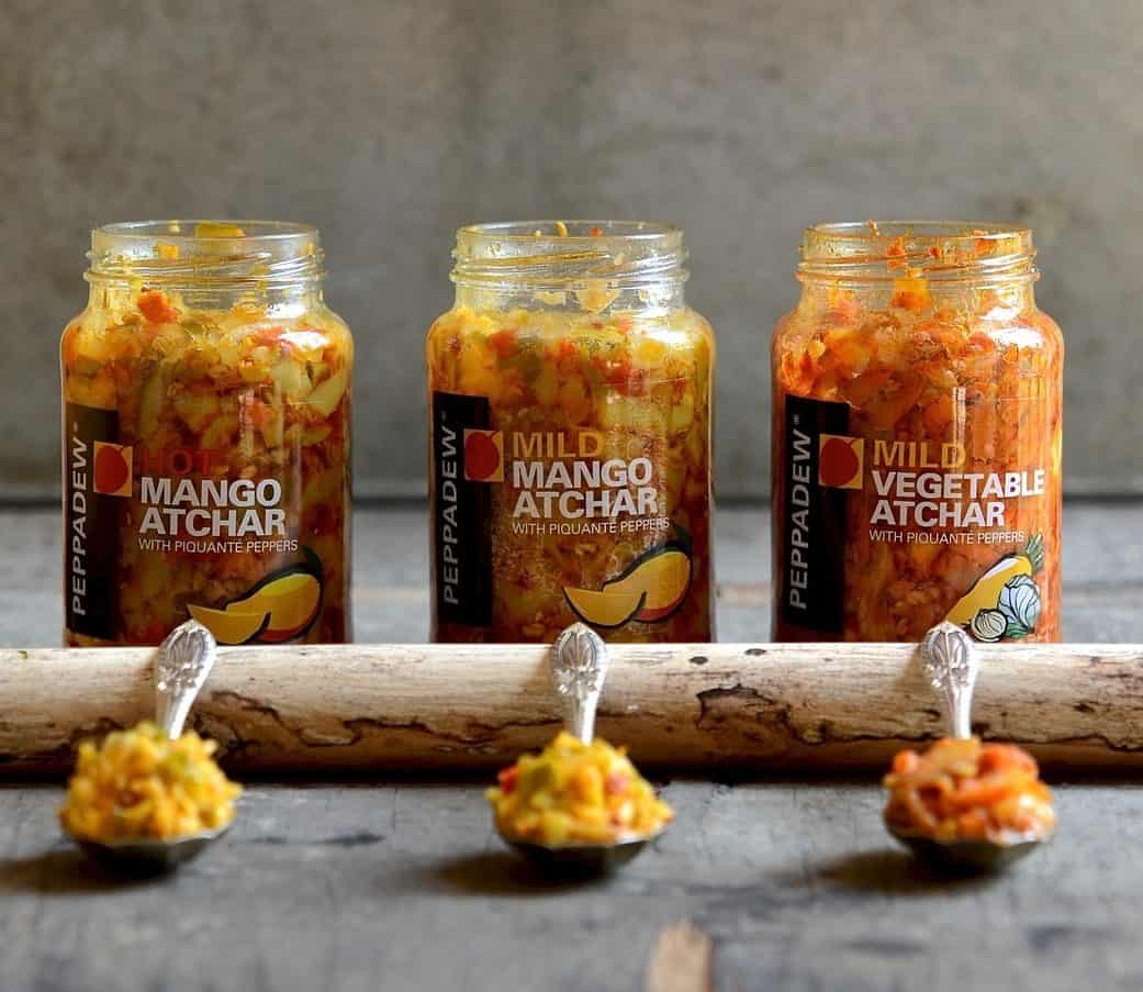 Traditional mango atchar is an old South African favourite. Photo: Supplied