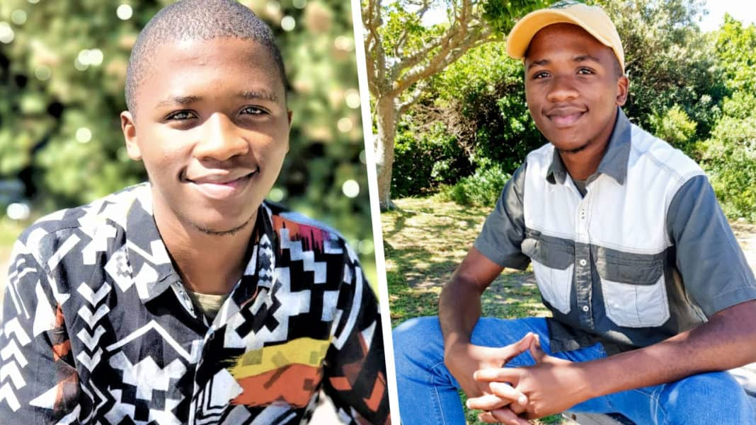 23-year-old Masimbonge Vuma believes in embracing agricultural mishaps and making sure that one does not repeat them again. Photos: Supplied.