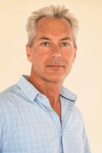 Dominic Johnson-Allen from Pebbles Kitchen.