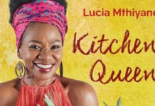 'Kitchen Queen,' Lucia Mthiyane talks covid-19, authoring cookbooks and her burning love for food. Photo: Supplied