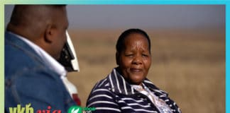 Mahadi Mopeli (62) is featured in episode 6 of the agricultural TV show, Vir die liefde van die land. Photos: Wyrd Films.