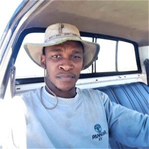 Mzimasi Jalisa, co-owner of Jay Jay farming. Photo: Supplied.
