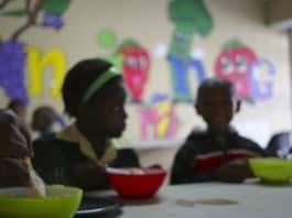 The South African prevalence of under-five stunting is 27.4%, which is greater than the developing country average of 25%. Photo: Reuters/Siphiwe Sibeko
