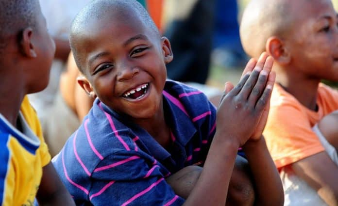 Some 27% of South African children – more than one in four – suffer from stunting by the age of five. Photo: US Air Force/Staff Sgt. Debbie Lockhart
