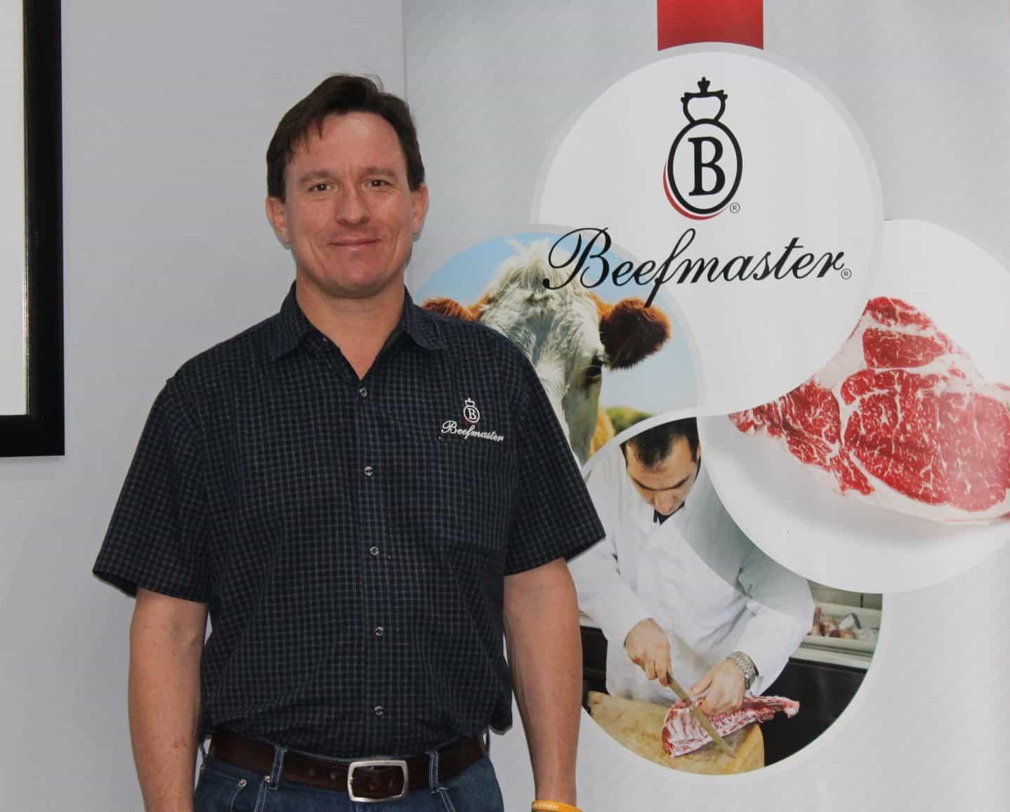 Group CEO of the Beefmaster Group, Louw van Reenen. Photo: Facebook